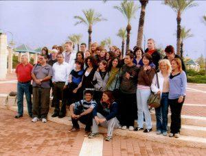 Schüleraustausch Israel