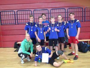 Siegermannschaft WK III