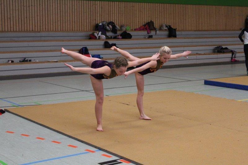 Jugend trainiert für Olympia – Landesfinale im Gerätturnen