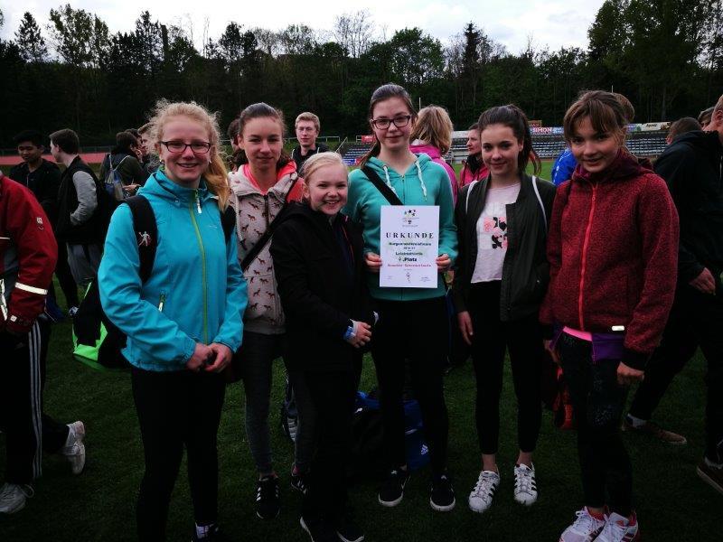 Jugend trainiert für Olympia – Kreisentscheid Leichtathletik