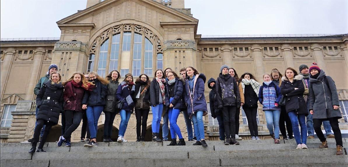 Schüleraustausch Polen 2018
