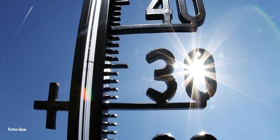 Neue alternative Stundenzeiten bei großer Hitze