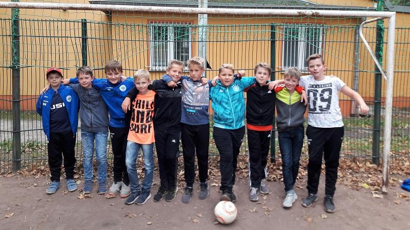 Jugend trainiert für Olympia Fußball WK IV