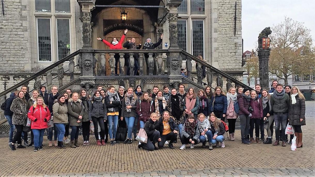 Niederlande 2018, Tag 3