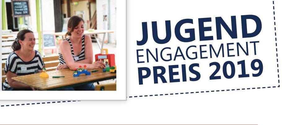 JugendEngagementPreis 2019 – freistil – Jugend engagiert in Sachsen-Anhalt