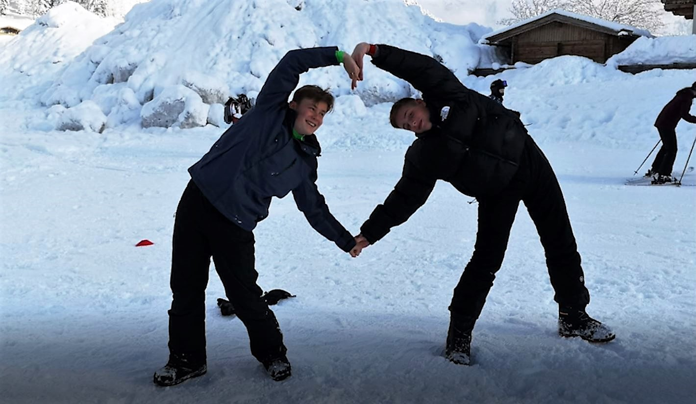 Rückschau Skilager 2019