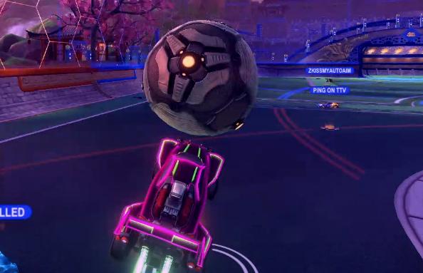 Wenn Autos Fußball spielen könnten…