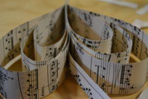 Musik … still, aber nicht untätig!